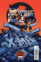 Years Of Future Past # 1 Skottie Young Variant Marvel X-Baby