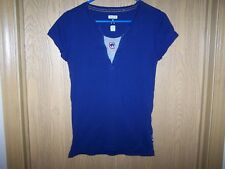 CHICAGO CUBS  ANTIGUA  T-Shirt - WOMAN'S Size  L- MLB