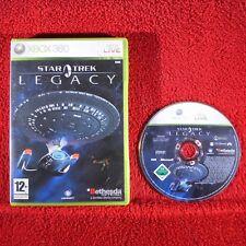 STAR TREK LEGACY - Microsoft Xbox 360 ~PAL~12+