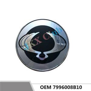 New Bonnet Wing Emblem Badge for Ssangyong 2006-2008 Rexton Oem Parts