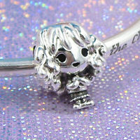 Authentic 100% 925 Sterling Silver Harry Potter, Hermione Granger Charm Pendant