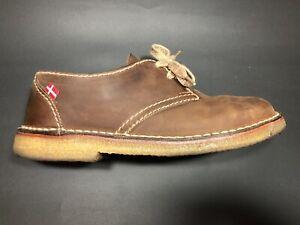 Duckfeet lace up unisex shoes