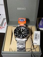 Seiko 5 Sports SNZF17J1 Made In Japan Version SNZF17 Submariner (NEW 100%)