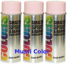 Sprühfarbe Lackspray Dupli Color Felgenspray Farbspray Farbe Hellrosa RAL3015