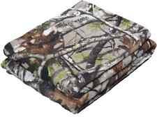 Next Vista Camo Throw Blanket - Camouflage Fleece - 48 x 60