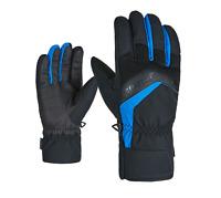 Ziener Herren Alpine-Skihandschuhe GABINO glove ski alpine schwarz blau