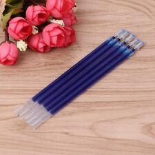 5 Pcs Water-based Disappearing Pen GEL Ink Refills Sewing Supplies Cross-stitch