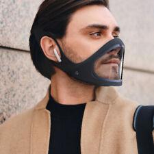 Reusable Smart Mask Adult Face Mask Reusable Dustproof Flip up Mask Anti-Fog