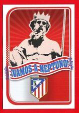 ATLETICO MADRID 2012-2013 Panini - Figurina-Sticker n. 210 -VAMOS A NEPTUNO!-New