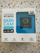 New listing Pilot On-Board Witness 720p Automotive Dash Cam 8Gb Sd Card Included
