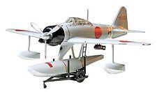 Tamiya 1: 48 Nakajima A6M2N tipo 2 agua avión (Rufe) (libro)