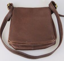 Vintage Coach Legacy Leather Cross Body Messendger Handbag Brown M90-9144