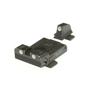 Meprolight Tru Dot Sights Adjustable Set fits Sig Sauer P220/225/226 w/ #8 Rear