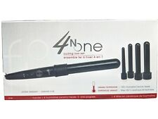 Fahrenheit 4-In-1 Professional Curling Iron Set ( USED)