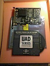 UAD-1 PCI-e Universal DSP-CORE AUDIO Expert PAK