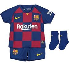 Nike - FC Barcelona 2019/20 Baby Home Kit - 9-12 months - Full Kit