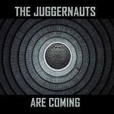 THE JUGGERNAUTS The Juggernauts Are Coming CD Digipack 2016