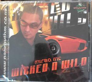Mirza MC - Wicked N Wild. CD. NEW. STILL SEALED. PRPCD118