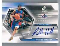 2005-06 Signature Edition Signatures #AS-RH Richard Hamilton NM-MT NM-MT Auto