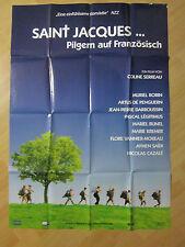 Filmposter * Kinoplakat * A0 * Saint Jacques - Pilgern auf Französisch * 2007
