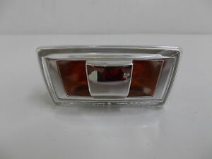 Genuine Holden New Guard Flasher Lamp Suit AH Astra 2007 - 2009 Left side