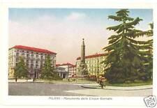 MILANO - MONUMENTO ALLE CINQUE GIORNATE