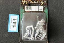 Games Workshop Inquisitor 54 mm Eversor Assassin Neuf dans sa boîte Metal Figure New Blister Épuisé