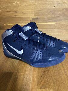 Nike Freek Limited Edition Wrestling Shoes 316403-400 Men's Size 8.5