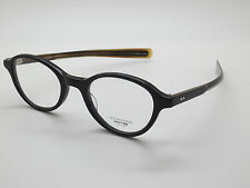 New Authentic Oliver Peoples ROWAN BK/SYC Black 46mm Eyeglasses