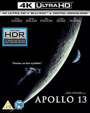 Apollo 13 4K UHD Blu-ray 2-Disc UK release sealed