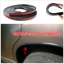 Car Exterior Fenders Wheel Eyebrow Wheel-Arch Extension Protector Lip Trim 300cm