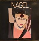 "Patrick Nagel Calendar 1991 Art Prints Large 15""x15"""