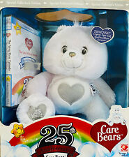 NEW SEALED BOX SPECIAL COLLECTORS EDITION CARE BEARS 25th ANNIVERSARY SWAROVSKI