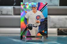 2021 Topps Finest ANTHONY RIZZO Refractor CHICAGO CUBS YANKEES #67