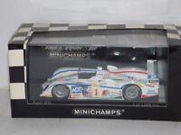 Minichamps Audi R8 Lehto/Werner Winners GP of Atlanta 2005