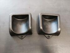 Go Kart - Foot Support Heel Cups - BLACK x 2 - BRAND NEW