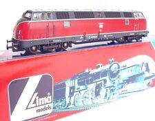 Lima HO 1:87 German DB BR V-230 Heavy DIESEL 6-6 LOCOMOTIVE + LIGHTS NMIB`95!