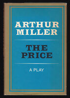 1968 Vtg Bk Arthur Miller The Price Play First Edition 1st Printing Review Copy