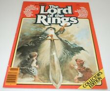 Lord of the Rings Warren Presents Magazine Special Edition 1979 Tom Jung Tolkien