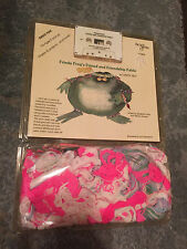 Frieda Frog's Friendship Fable Illustrated by Artist Don Nedobeck Book Tape RARE