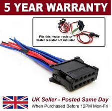 Heater Motor Fan Resistor Harness For Renault Clio 05- Modus 04- Scenic 03-
