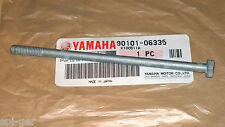 1973-77 TX500 XS500 New Genuine Yamaha 6x120 Lower Crankcase Bolt 90101-06335