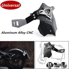 Motorcycle ATV Aluminum Alloy Decorate Styling Rear Fender Mud Dust Wheel Splash