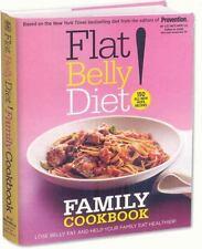 Flat Belly Diet! Family Cookbook by Kuzemchak, Sally, Vaccariello, Liz, Good Boo