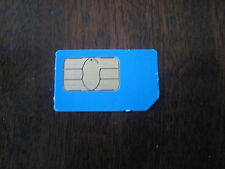 Lot of 3 Sprint Standard size SIM Cards used No Service for Test/Bypass only