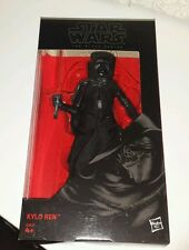 Star Wars Black Series 6 inch Kylo Ren New