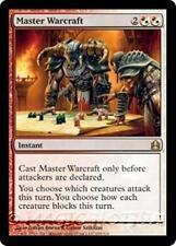 MASTER WARCRAFT Commander 2011 MTG White/Red Instant RARE