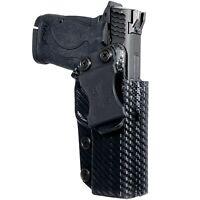 IWB Kydex Holster fits Smith & Wesson M&P9 Shield EZ - Low Profile