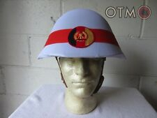 Original Post WW2 DDR East German NVA ☆ M56 Soviet I/71 Stahlhelm + Guard Cover