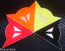 Sticker Autocollant DAINESE x 1 pièce - couleur au choix